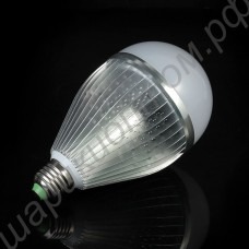 Светодиодная лампа (LED) Е27 18Вт, шар матовый