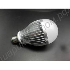 Светодиодная лампа (LED) Е27 30Вт, груша матовая
