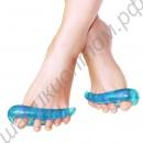 Разделитель пальцев ног силиконовый