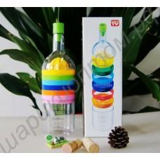 Бутылка-трансформер «8 в 1»