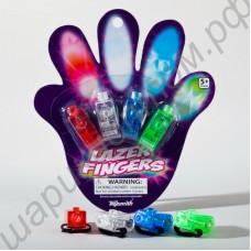 """Светящиеся насадки на пальцы (""""лазерные пальцы"""", """"led пальцы"""")"""