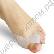Корректор (бурсопротектор) первого и второго пальцев ноги, 1 пара