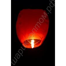 Небесные фонарики желаний (купола/бриллианты) красные, белые, сиреневые, синие, зелёные, жёлтые, 115 см в высоту