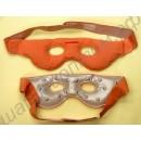 Турмалиновая магнитная массажная маска на глаза