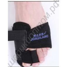 Выпрямитель пальцев ночной, тканевый, с липучкой, 1 пара