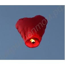 """Небесные фонарики желаний """"сердца"""", красные, розовые, белые"""