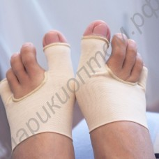 Бурсопротектор крайних пальцев ноги, из спандекса