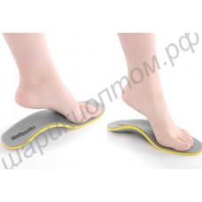 Ортопедические лёгкие стельки для спортивной обуви, 1 пара