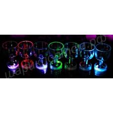 Бокальчики светящиеся (светодиодные)