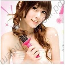 Расчёска для завивки волос Curly Hair Comb с турмалином