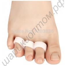 Фиксатор трёх средних пальцев ног, 1 пара