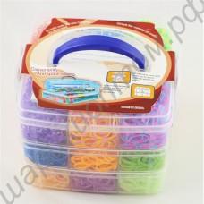 Набор для плетения из резиночек (5400 шт.)