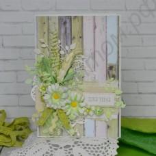 Прекрасные открытки (100% ручной труд), изготовленные в технике скрапбукинг