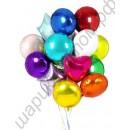 Фольгированные шары 18-дюймовые, наполненные гелием