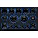 Автосканер диагностический ELM327 OBD2 Bluetooth V2.1