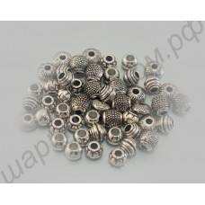 Дешёвый набор различных шармов для браслетов пандора (50 шт.)