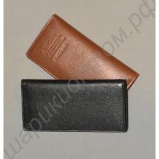 Мужской кожаный кошелёк. Модель 016.