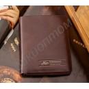 Мужской кожаный кошелёк. Модель 002.