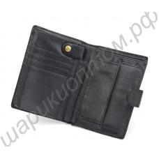 Мужской кожаный кошелёк. Модель 015.