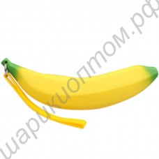 Пенал (сумочка, ключница, кошелёк) в виде банана