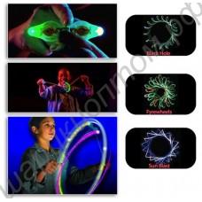 Флайвилс со светодиодами