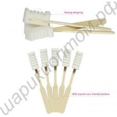 Ультрамягкая зубная щётка для чувствительных зубов и кровоточащих дёсен