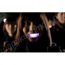 Светящиеся зубы (led вставка в рот)