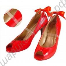 Лента-фиксатор силиконовая прозрачная для босоножек и туфель
