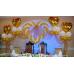 Арки, гирлянды, фигуры, панно из воздушных шаров, наполненных гелием, с доставкой