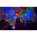 Светящиеся латексные шары с гелием